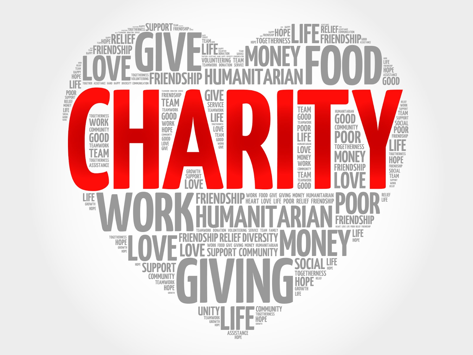 There is a lot of ways charities can improve the society on the whole, and charity lotteries are just one of those ways